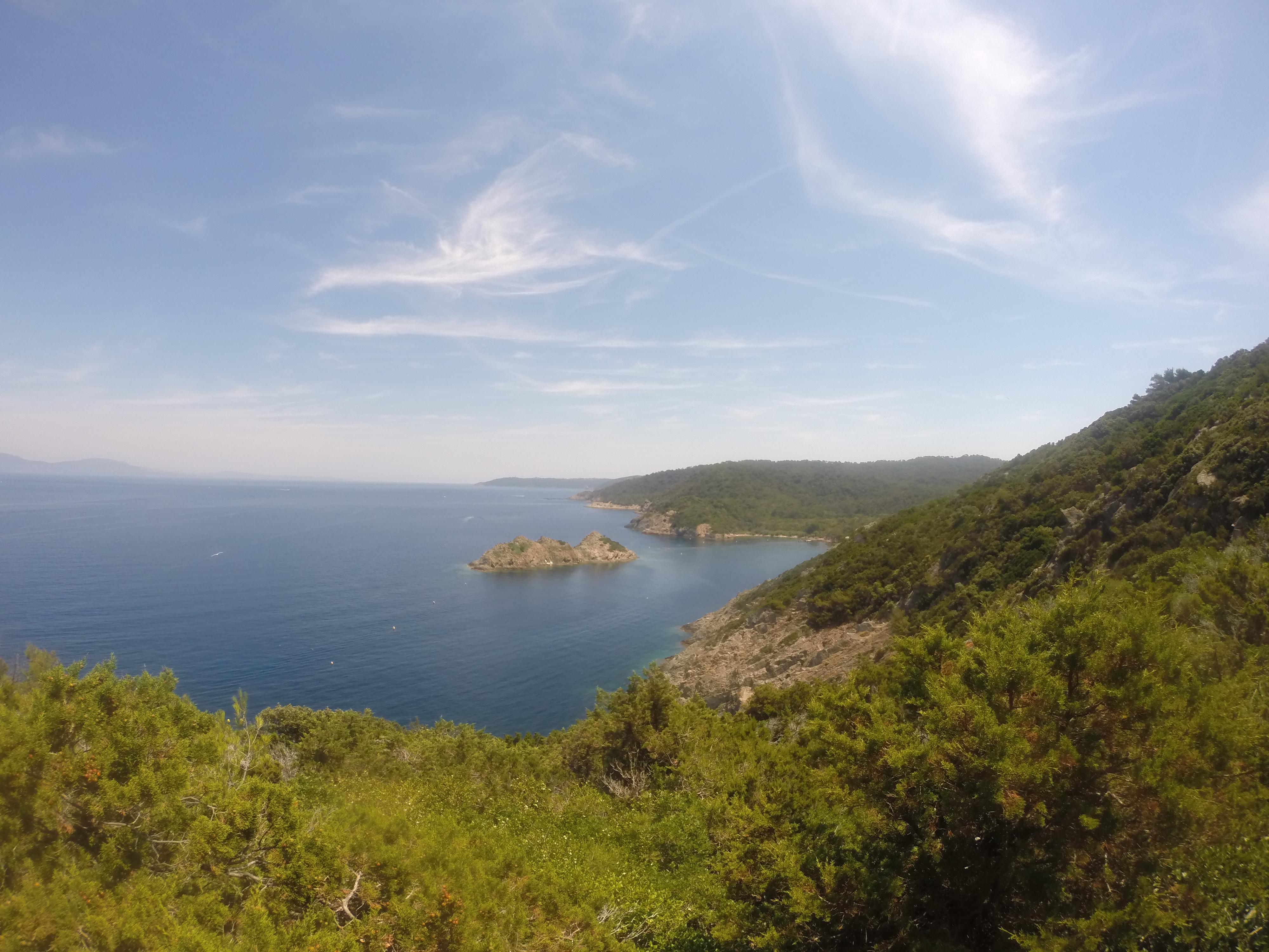 Vue Port-Cros