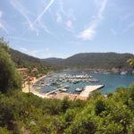 Port-Cros le port